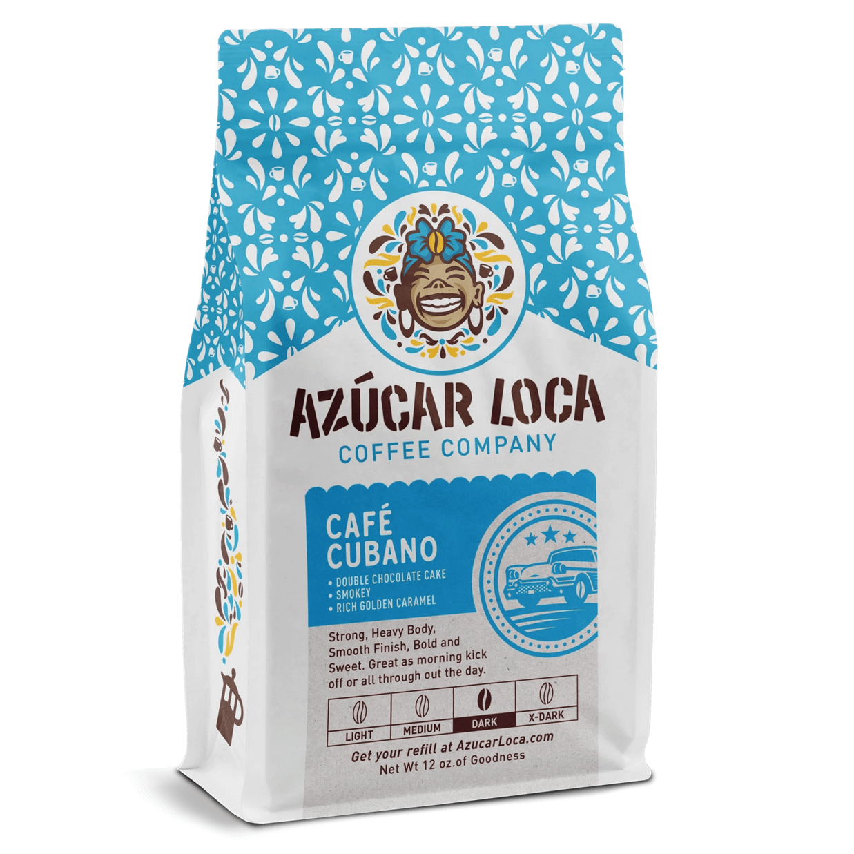 Café Cubano from Azucar Loca Coffee Company