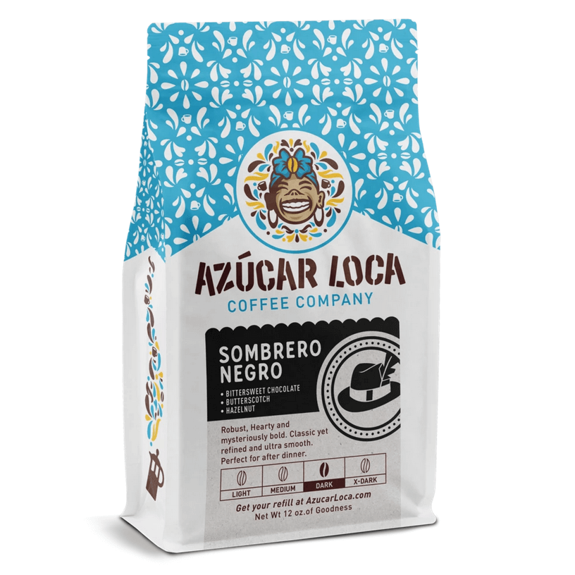 Sombrero Negro from Azucar Loca Coffee Company