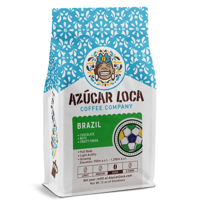 Brazil from Azucar Loca Coffee Company