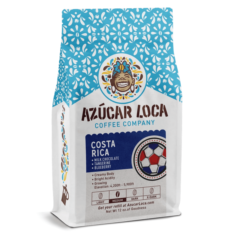 Costa Rica from Azucar Loca Coffee Company
