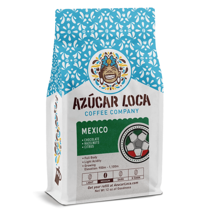 Mexico from Azucar Loca Coffee Company