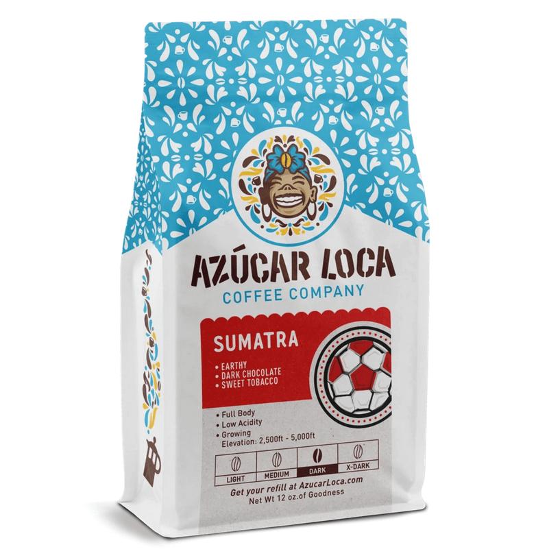 Sumatra from Azucar Loca Coffee Company