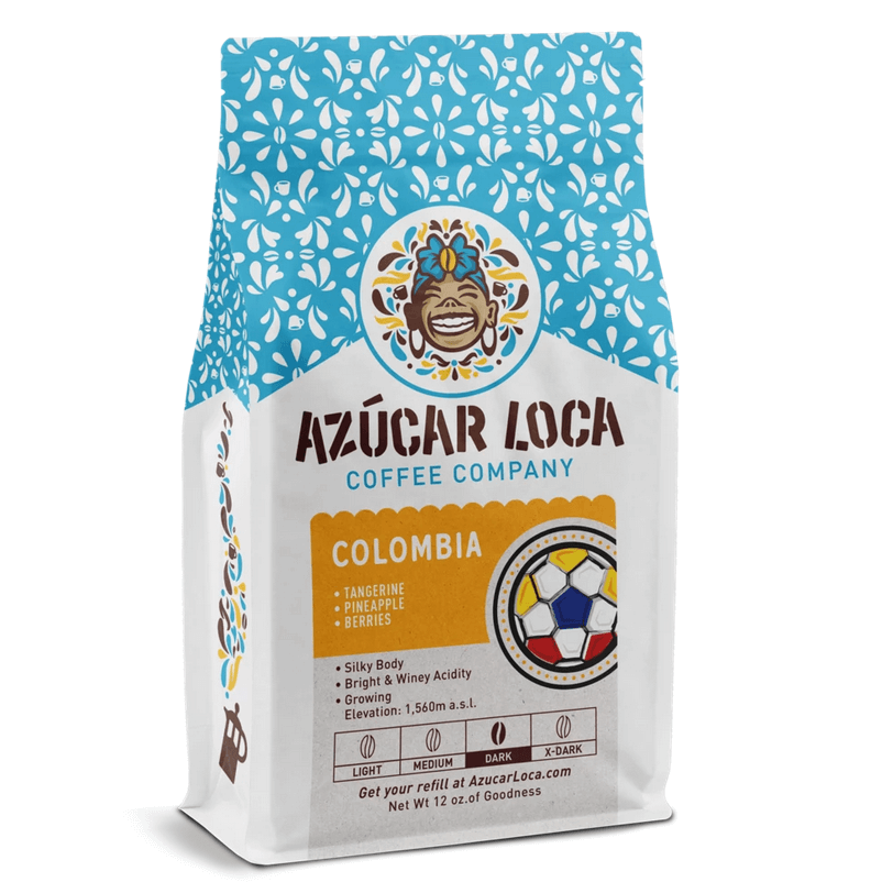 Colombia from Azucar Loca Coffee Company