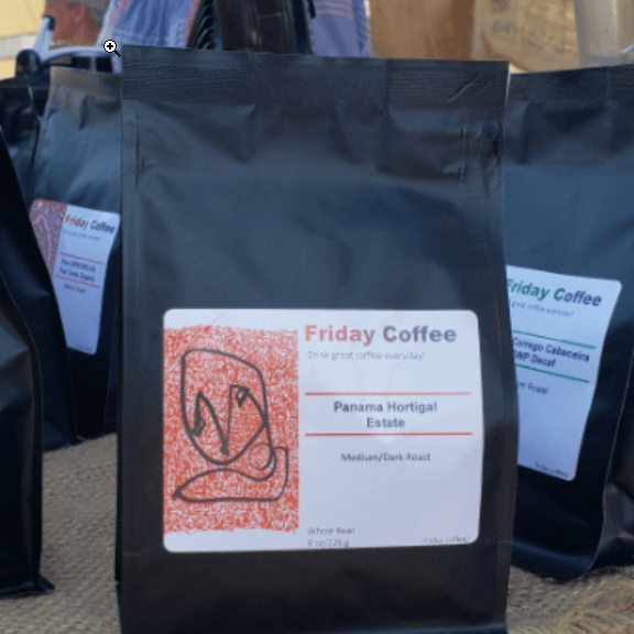 Panama Hortigal Estate - Women owned farm from Friday Coffee Roasters
