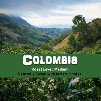 Malone Single Origin Colombia from Malone Specialty Coffee
