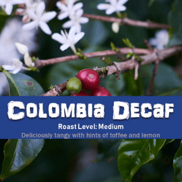 Malone Colombia (Huila) Decaf from Malone Specialty Coffee