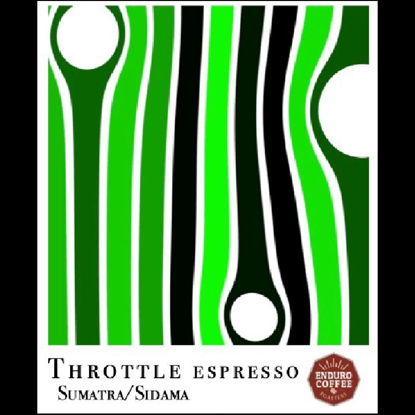 Throttle Espresso from Enduro Coffee Roasters