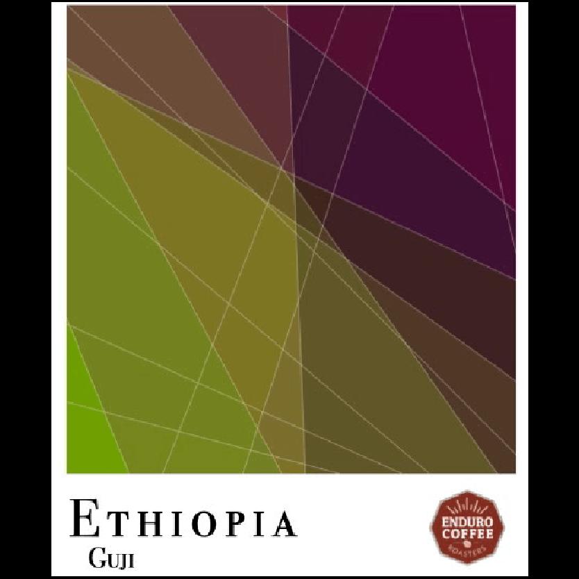 Guji, Ethiopia from Enduro Coffee Roasters