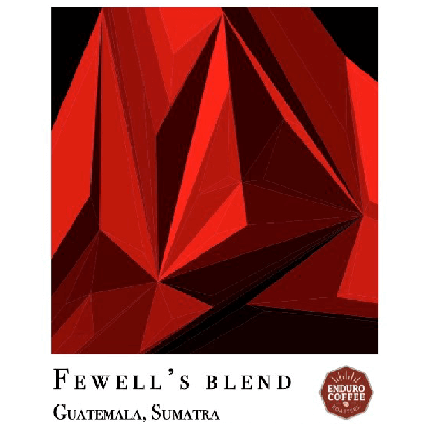 Fewell's Blend from Enduro Coffee Roasters