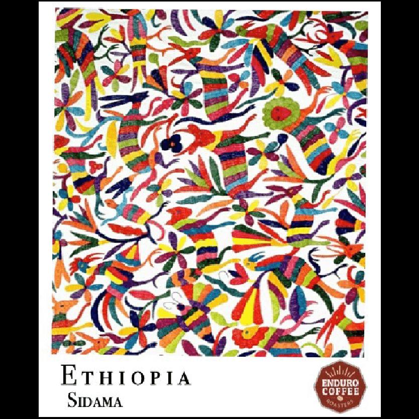 Sidama, Ethiopia from Enduro Coffee Roasters