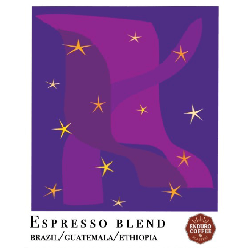 House Espresso Blend from Enduro Coffee Roasters