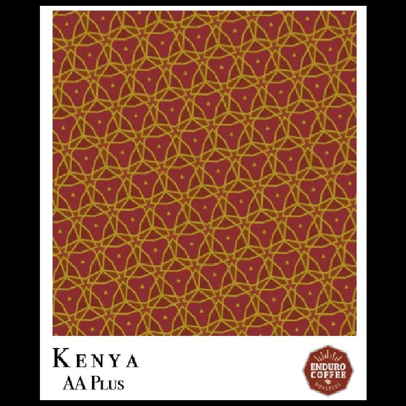 Kenya AA Plus from Enduro Coffee Roasters
