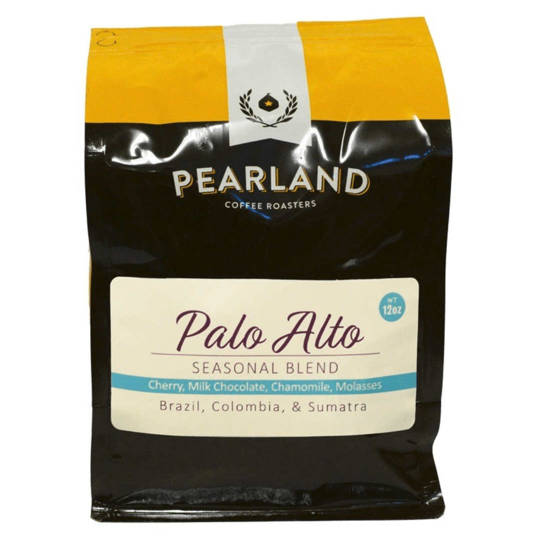 Palo Alto from Pearland Coffee Roasters