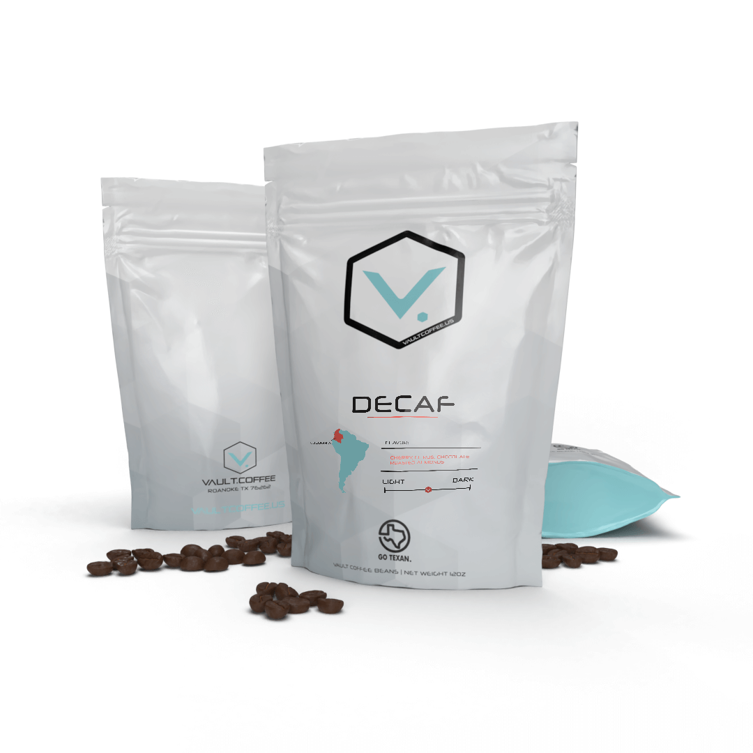 Decaf - Colombia from VAULT. Coffee