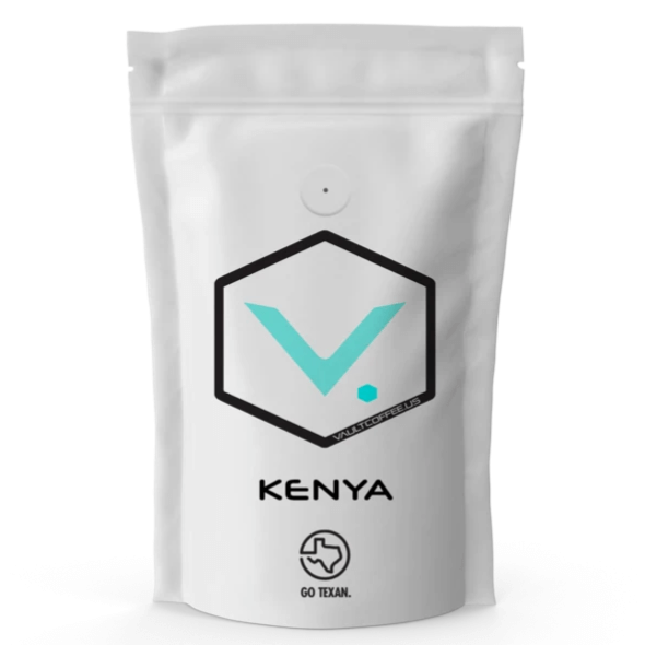 Kenya from Vault Coffee