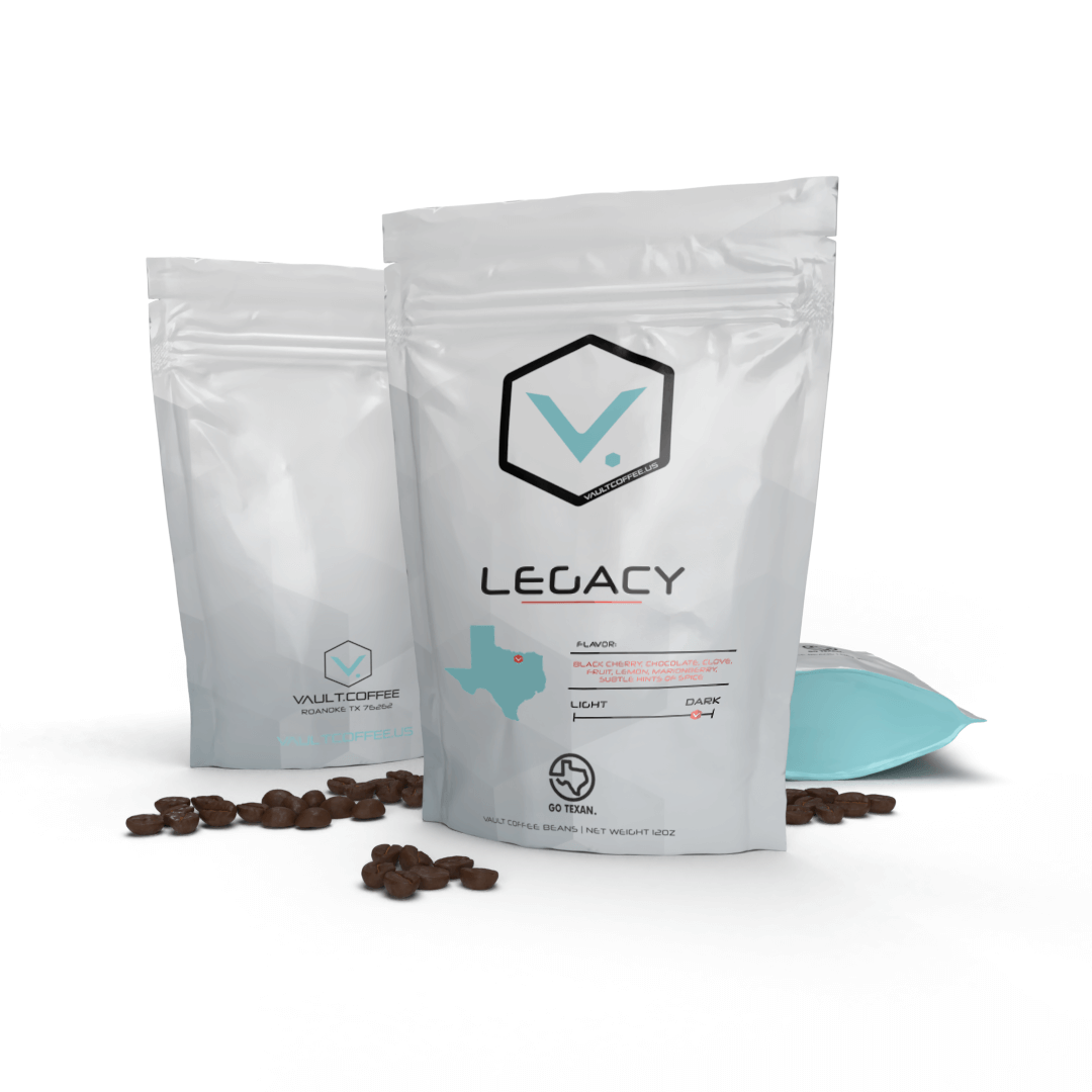 Legacy from VAULT. Coffee
