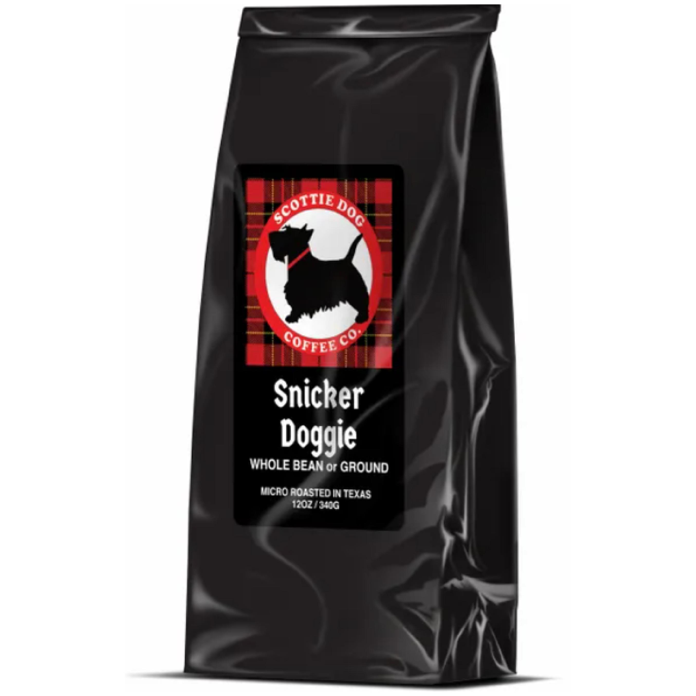 Snickerdoggie from Scottie Dog Coffee