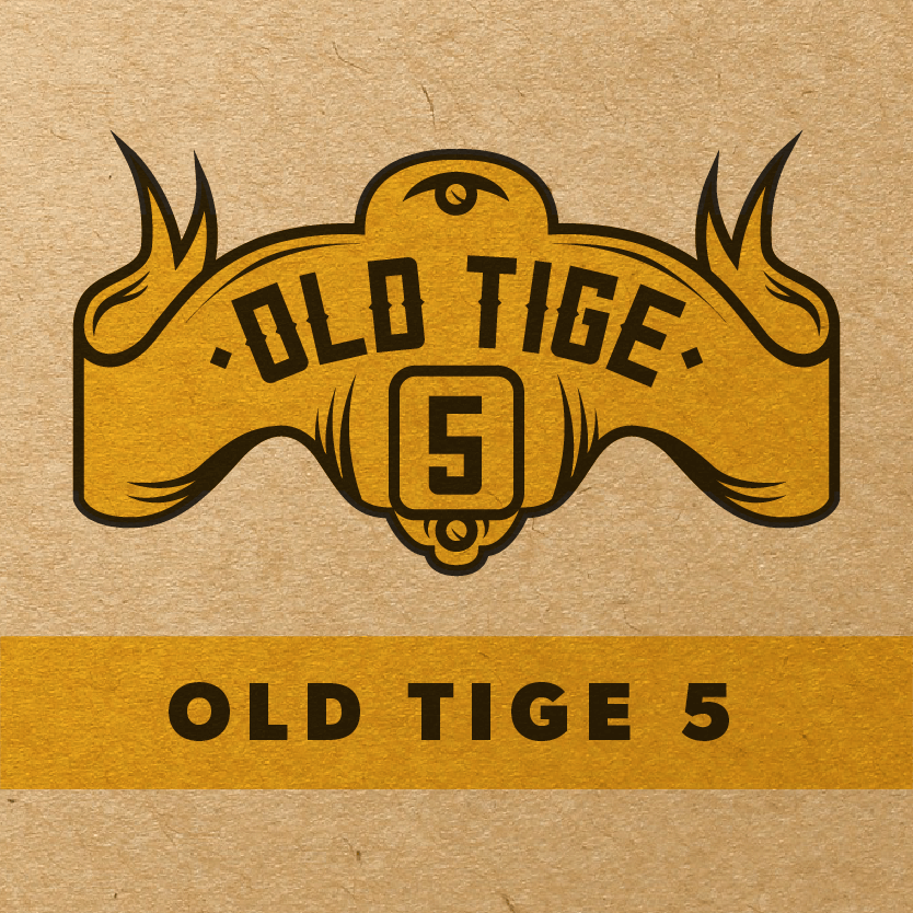 Old Tige 5 from Fire Grounds Coffee