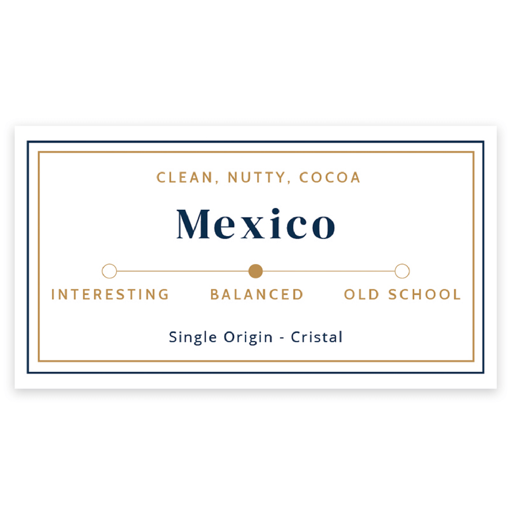 Mexico from Evangelist Roasting Co