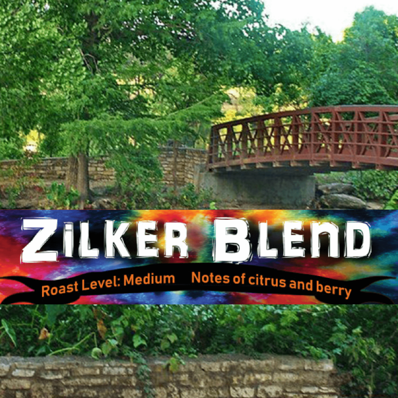 Zilker Blend from Malone Specialty Coffee