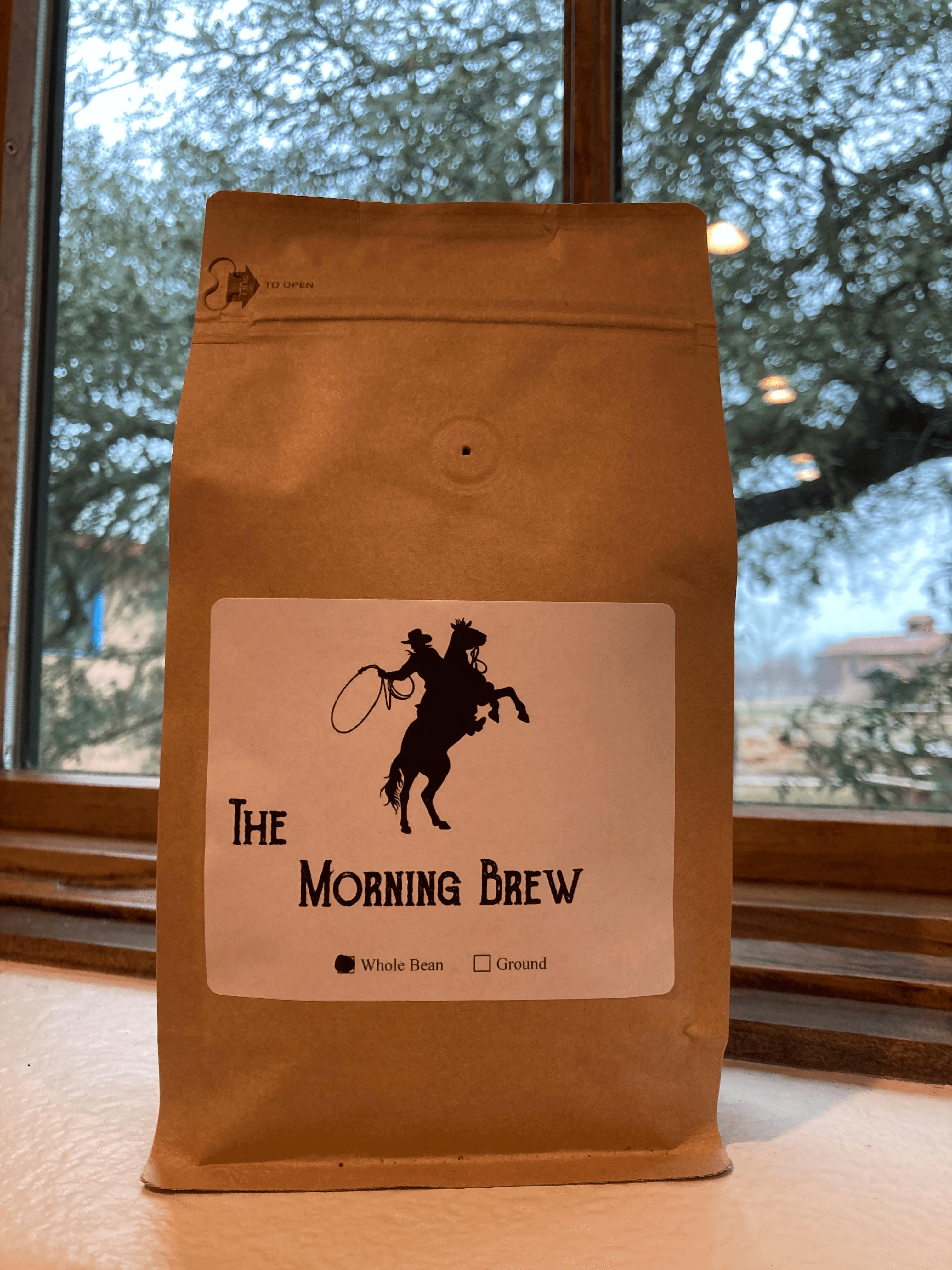 The Morning Brew from Hacienda Salida Del Sol