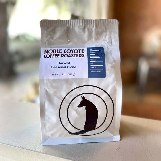 Harvest Seasonal Blend from Noble Coyote Coffee Roasters