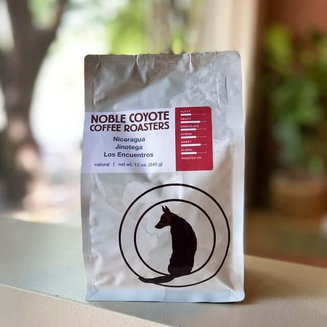 Nicaragua Los Encuentros from Noble Coyote Coffee Roasters