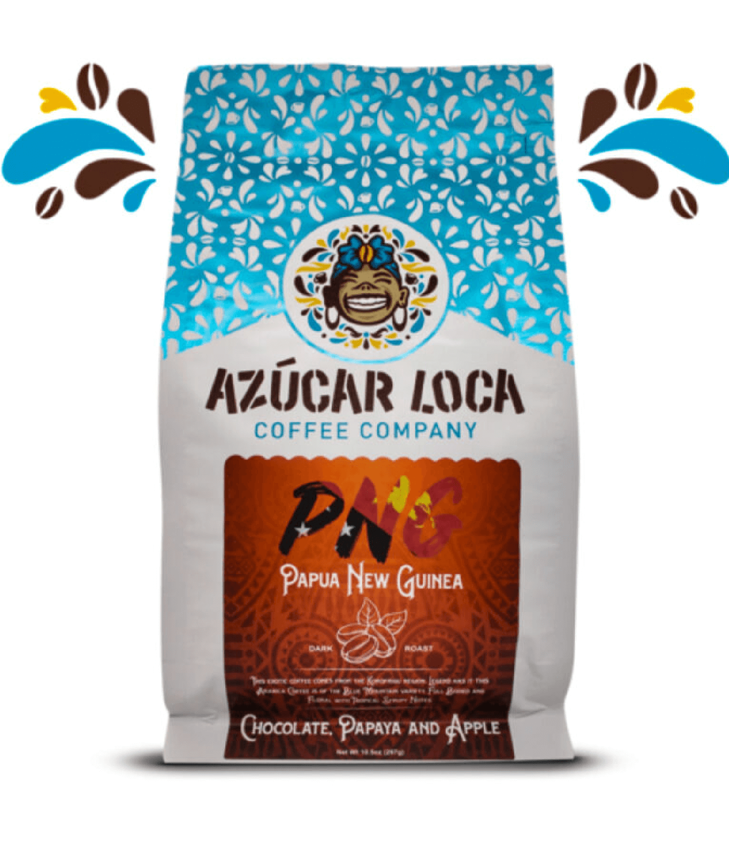 Papa New Guinea (PNG) from Azucar Loca Coffee Company