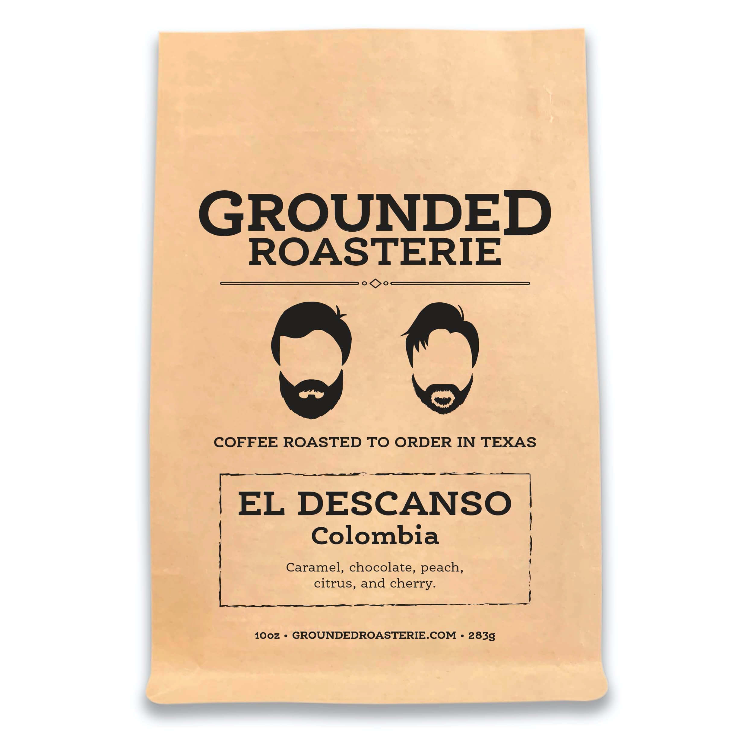 Colombia El Descanso from Grounded Roasterie
