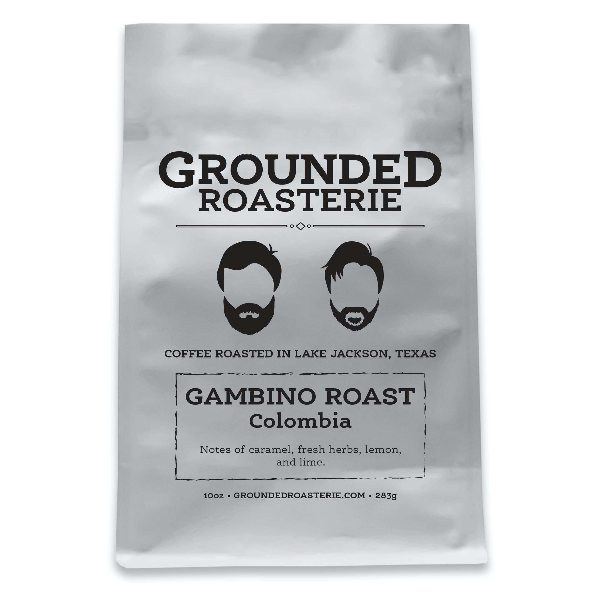 Colombia Gambino Roast from Grounded Roasterie