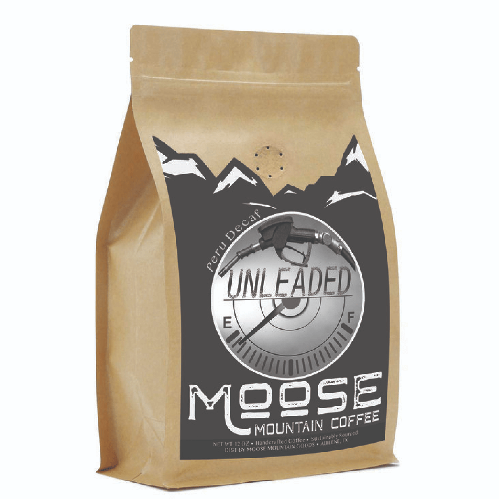 Unleaded - Decaf from Moose Mountain Goods
