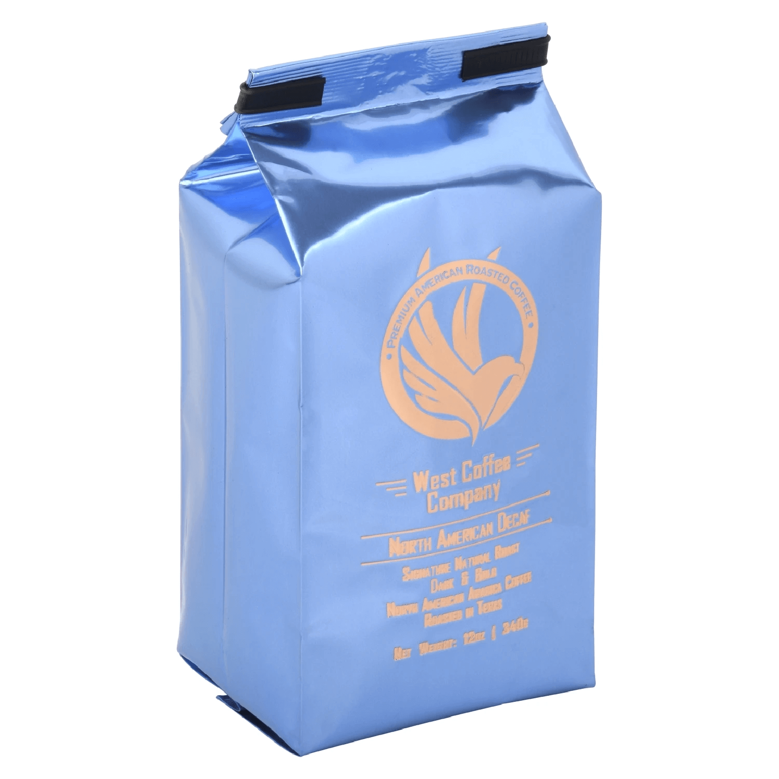 North American Decaf from West Coffee Company