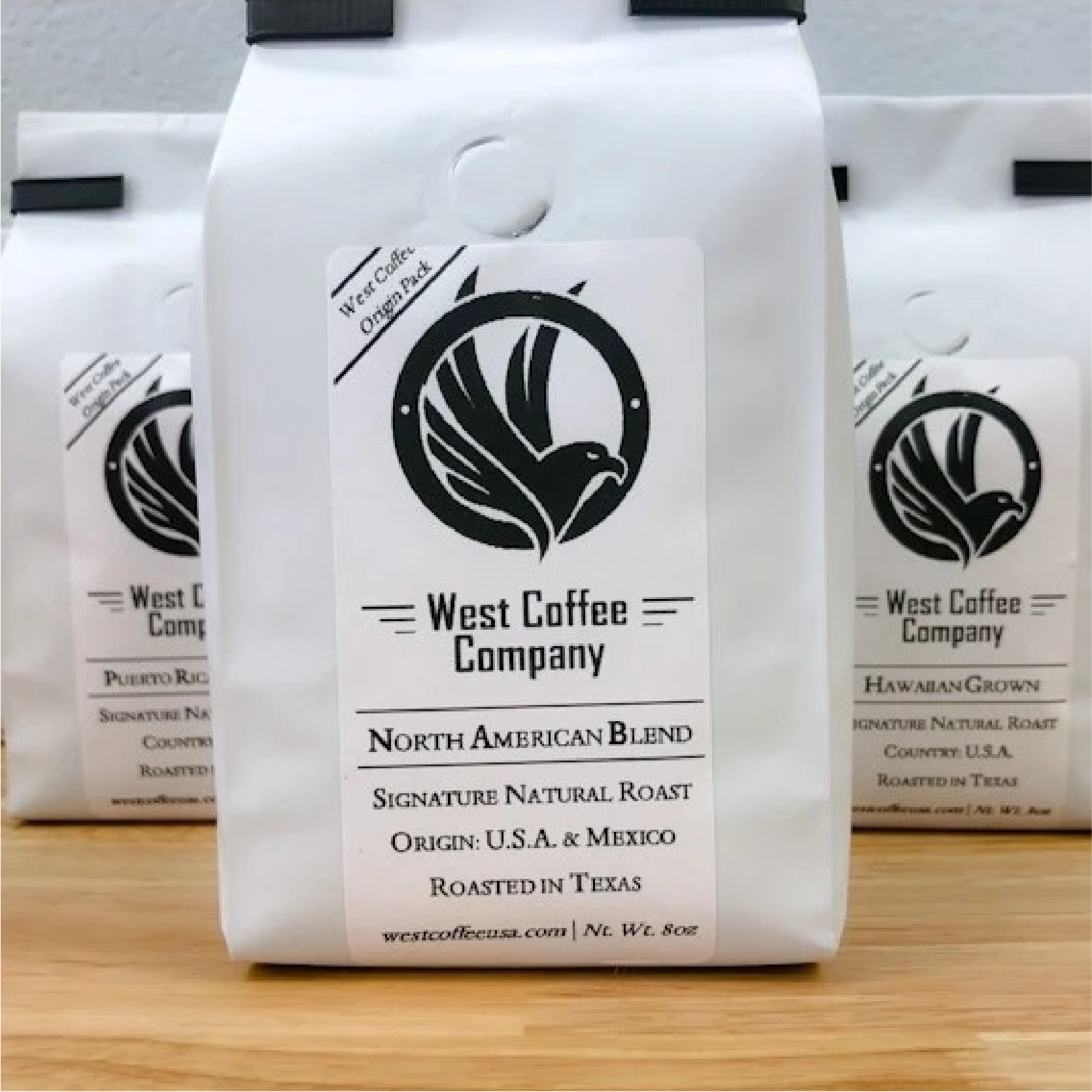 Origin Pack - North American Blend from West Coffee Company