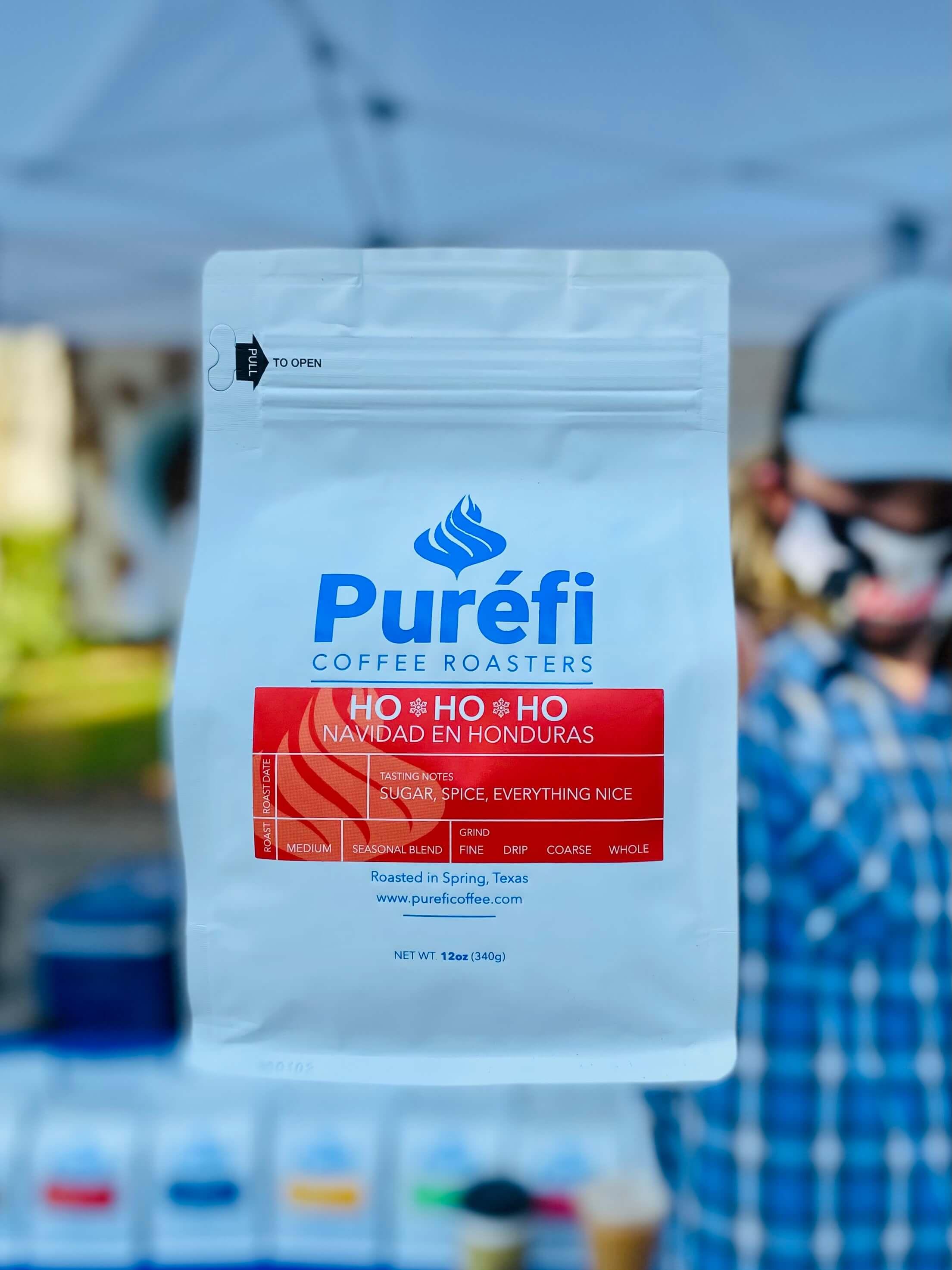 Ho Ho Ho from Purefi Coffee Roasters