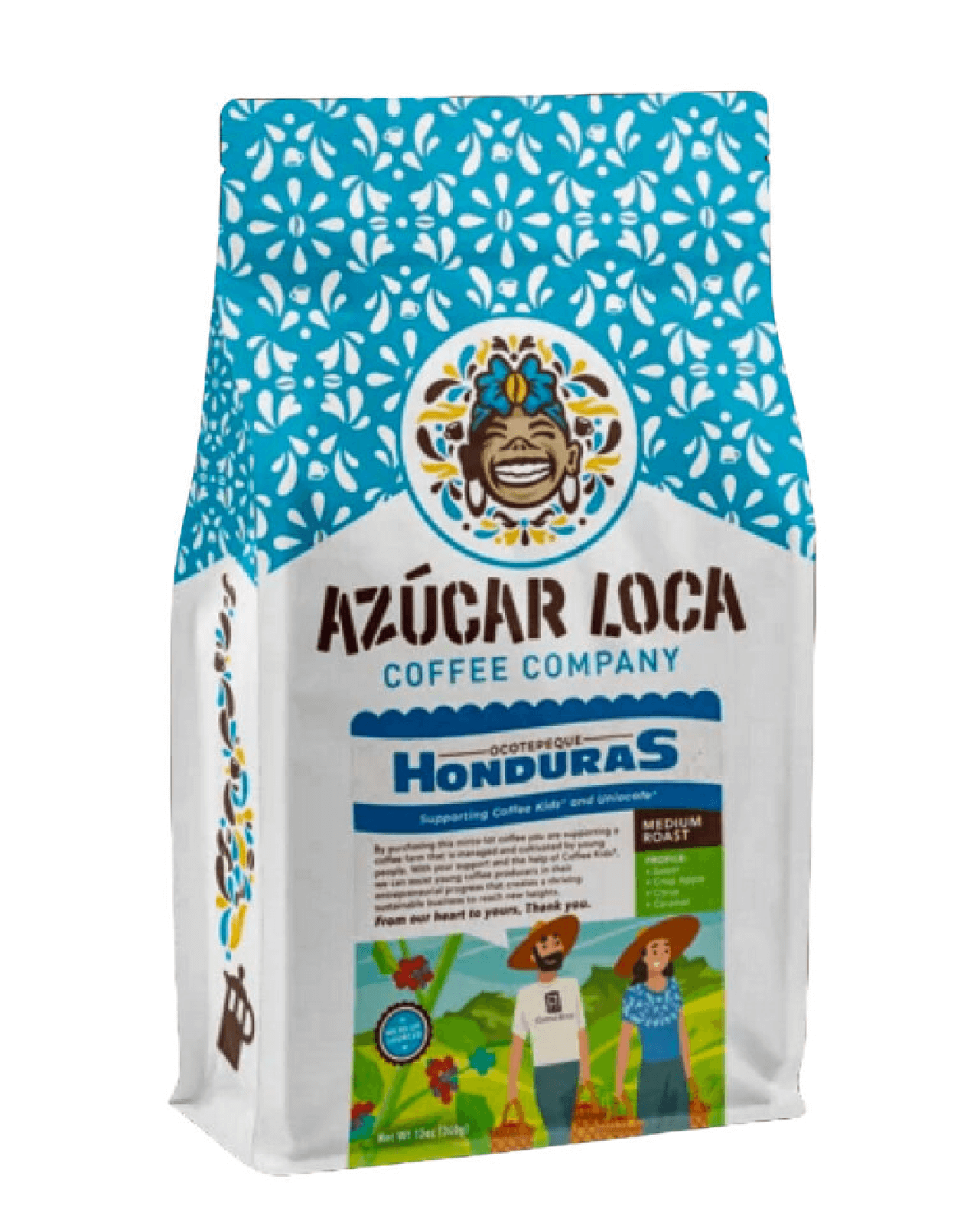 Honduras from Azucar Loca Coffee Company