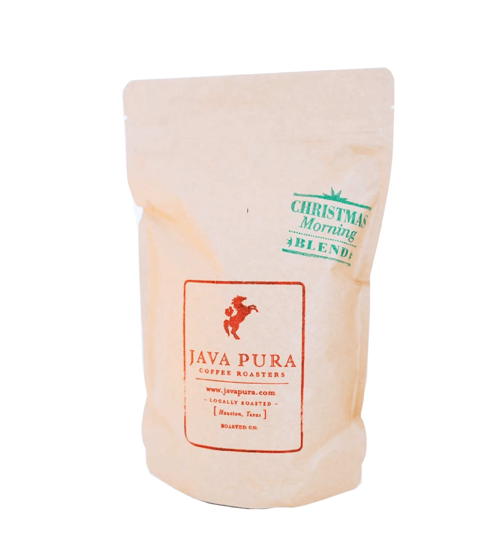 Christmas Morning Blend from Java Pura