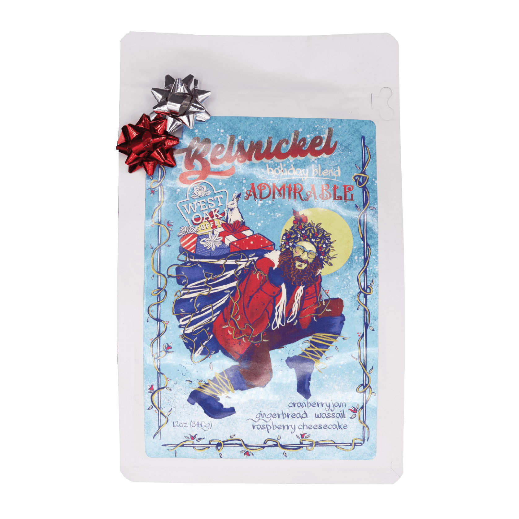Holiday Blend: Belsnickel Admirable from West Oak Coffee