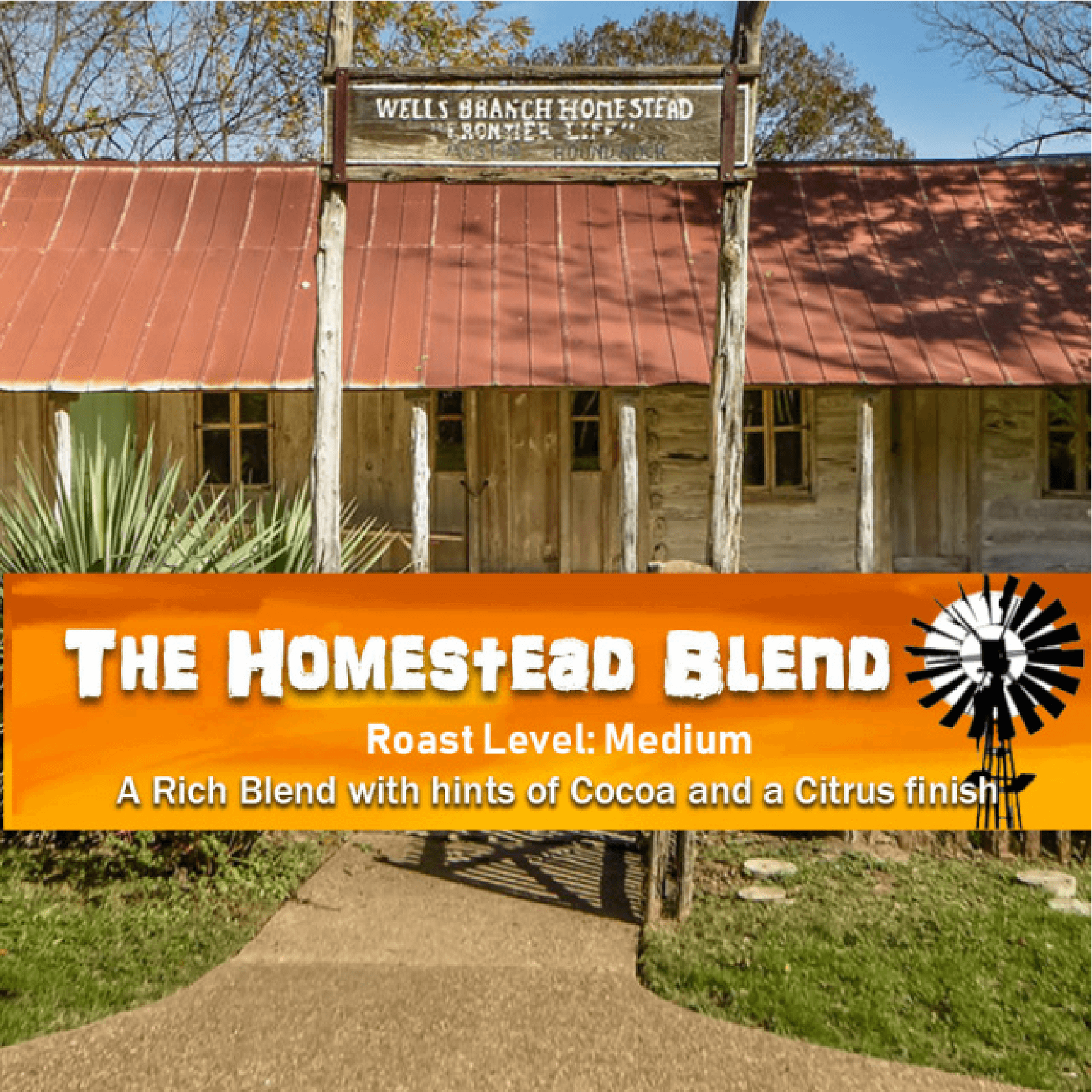 The Homestead Blend from Malone Specialty Coffee