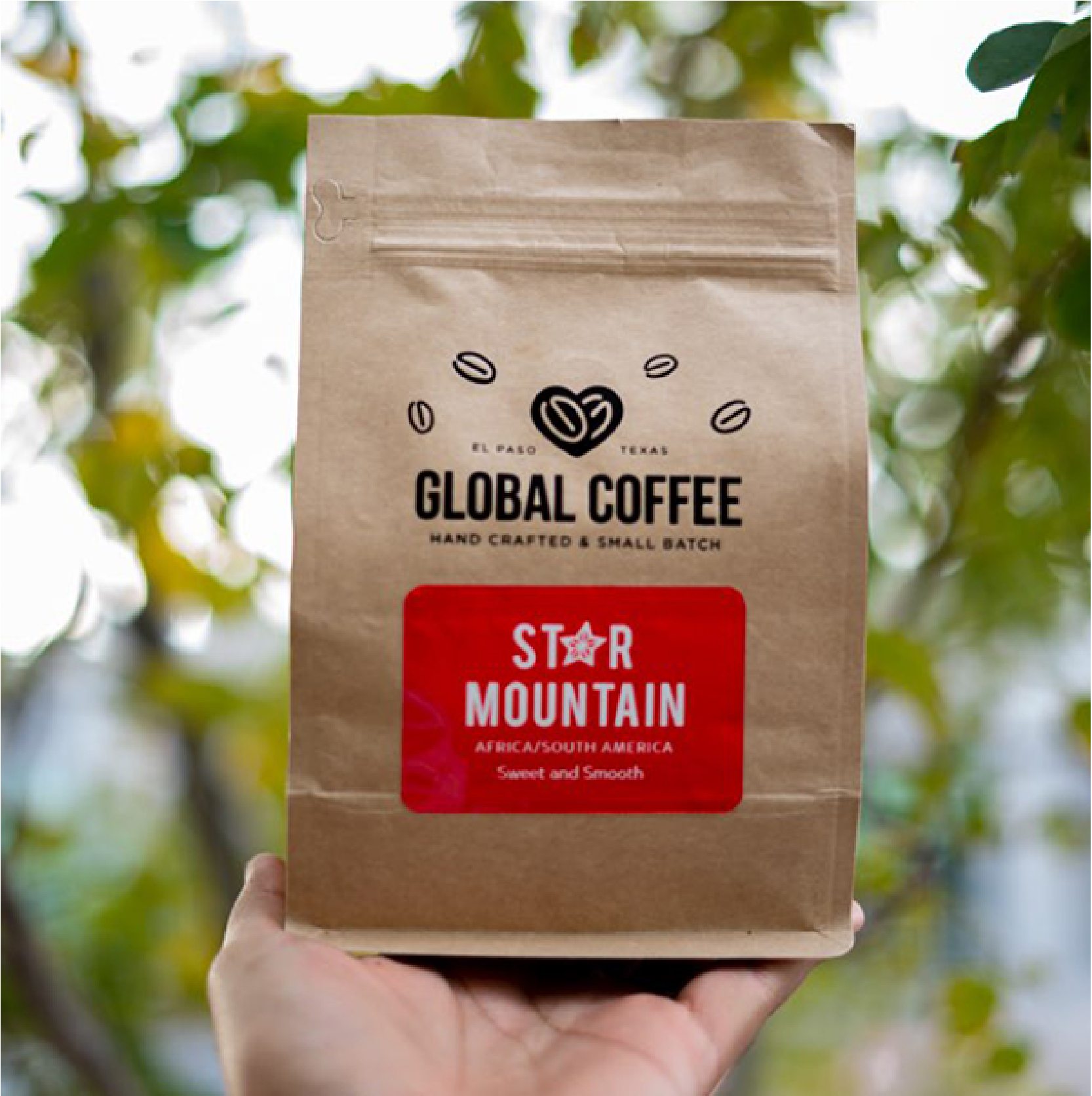 Star Mountain from Global Coffee