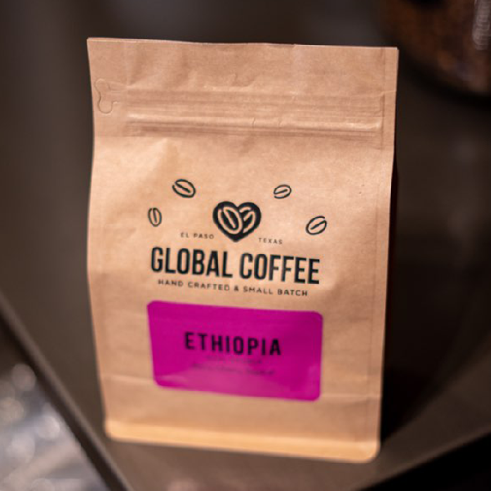 Ethiopia from Global Coffee