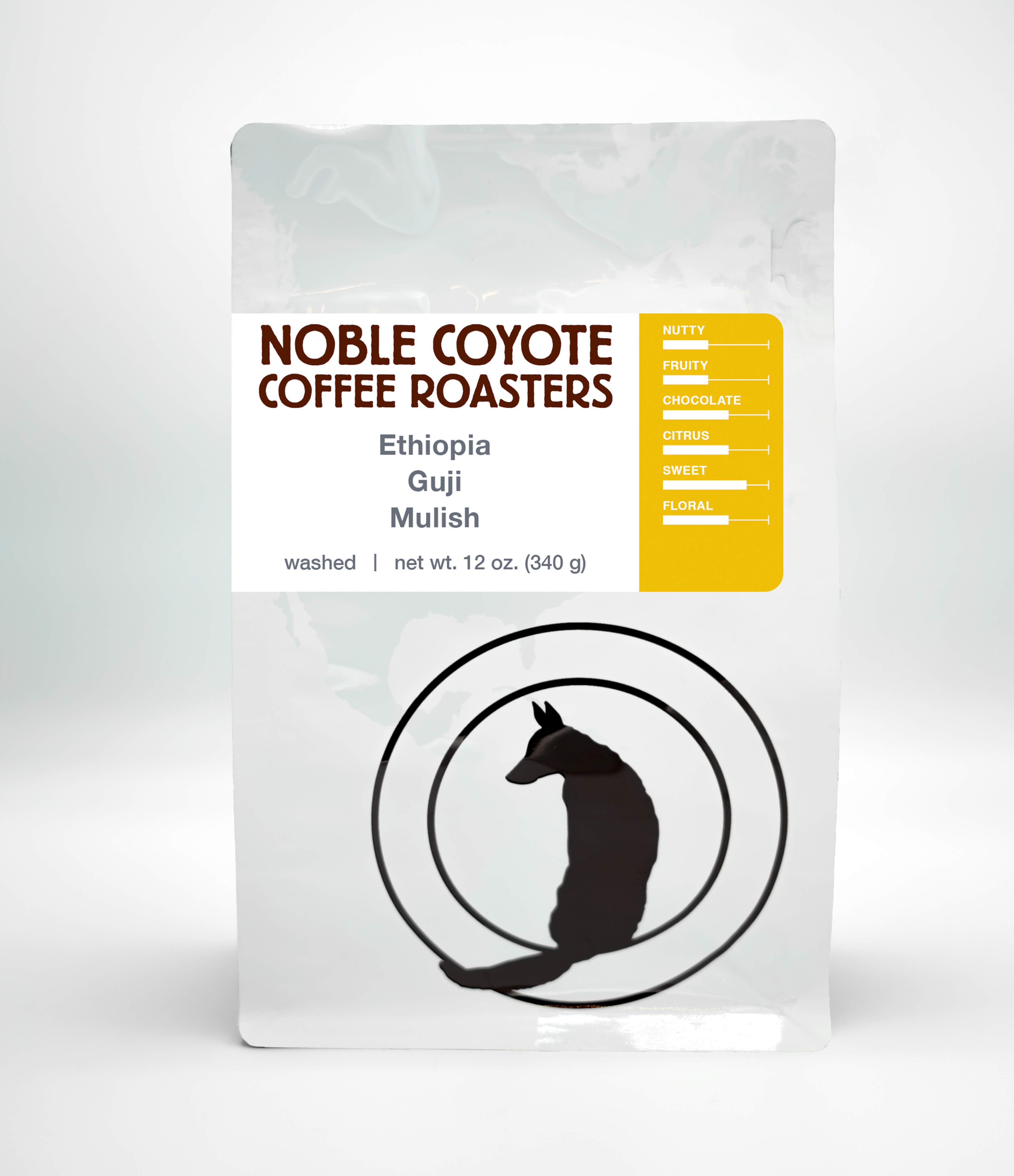 Ethiopia Mulish from Noble Coyote Coffee Roasters