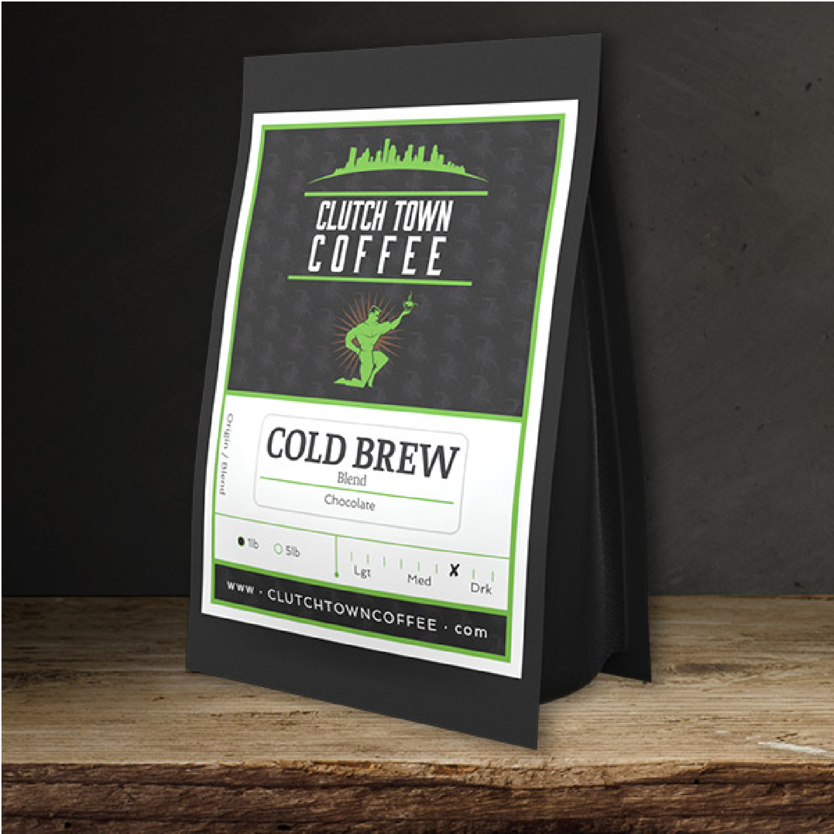 Cold Brew from Clutch Town Coffee
