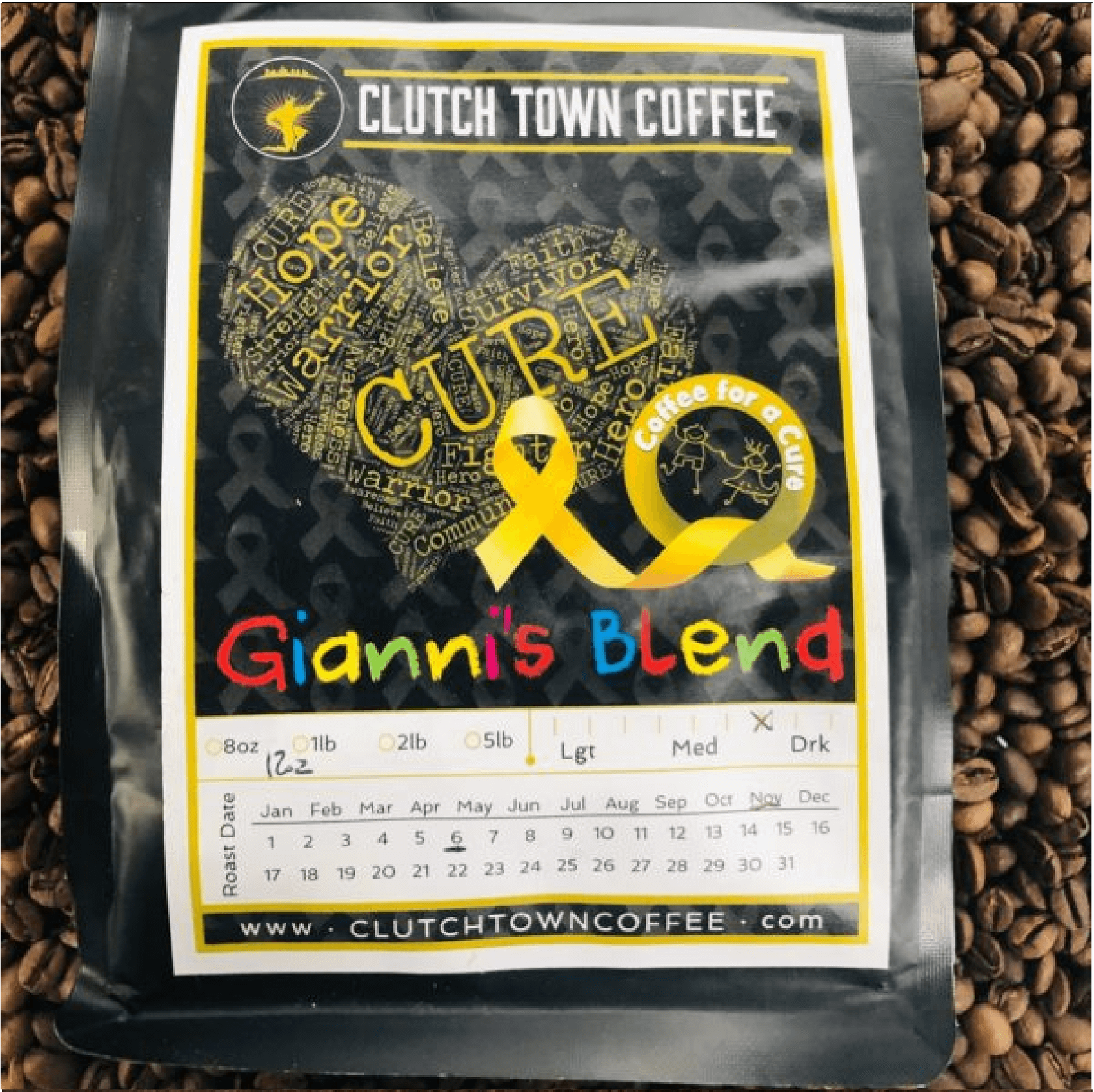 Gianni's from Clutch Town Coffee