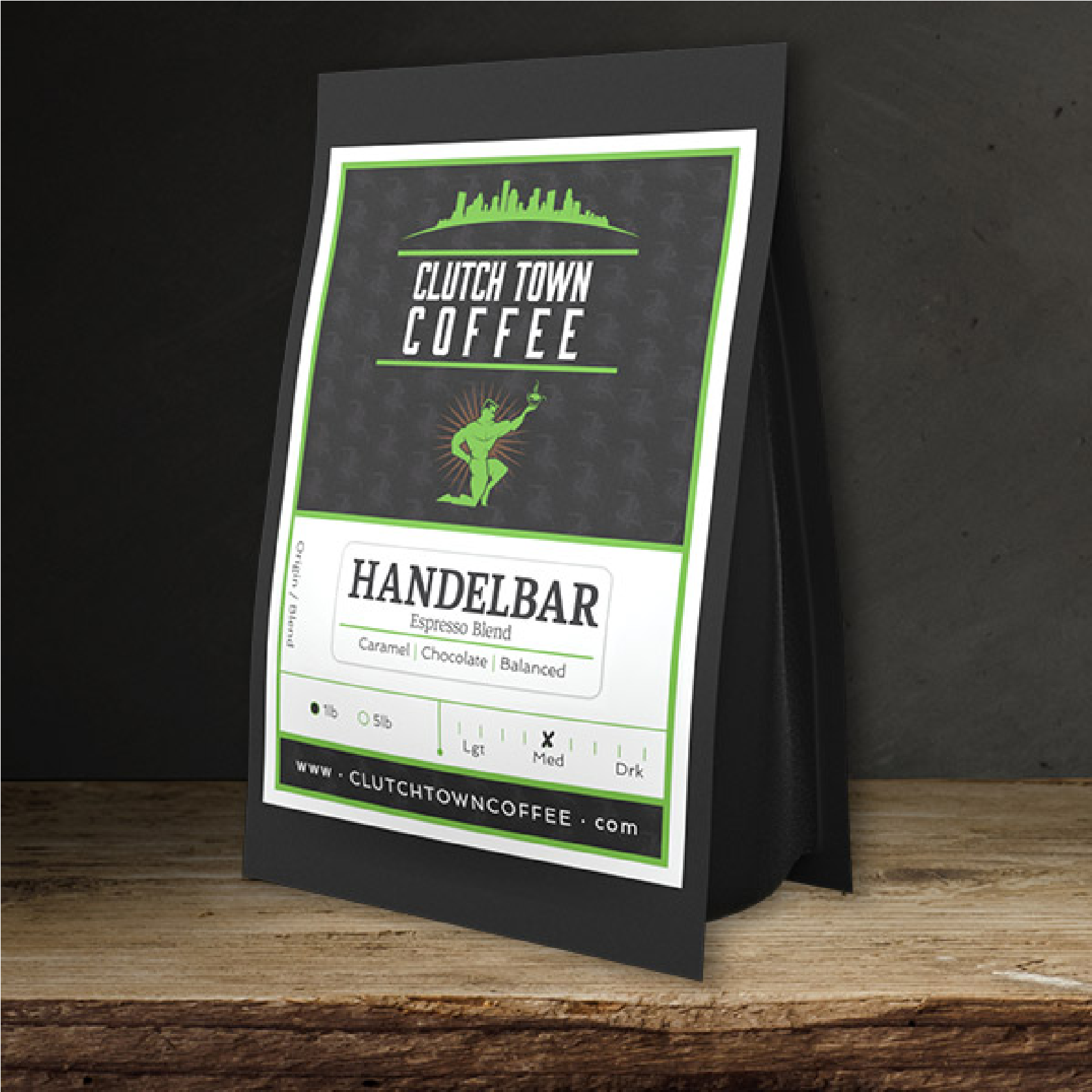Handlebar from Clutch Town Coffee