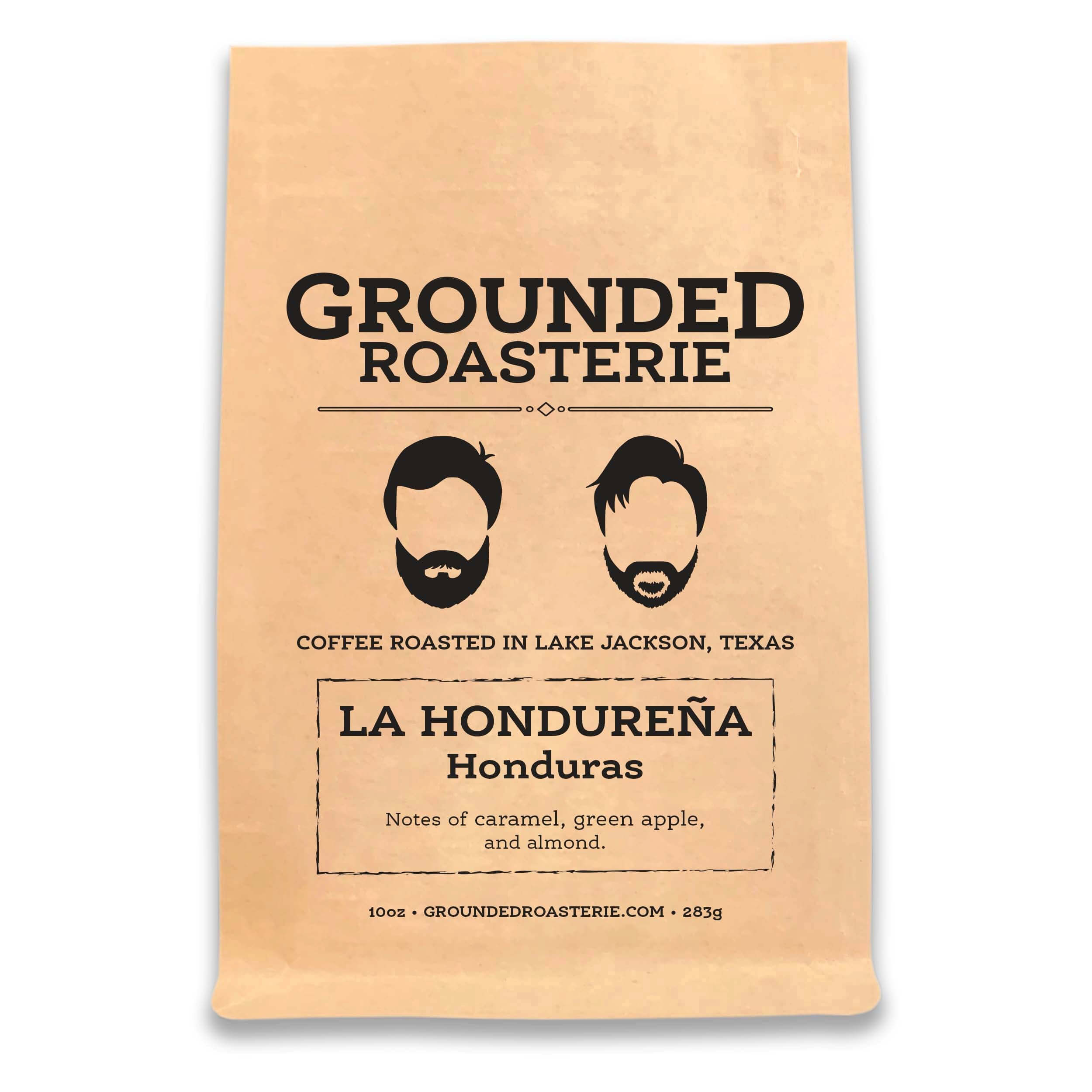 Honduras La Hondureña from Grounded Roasterie