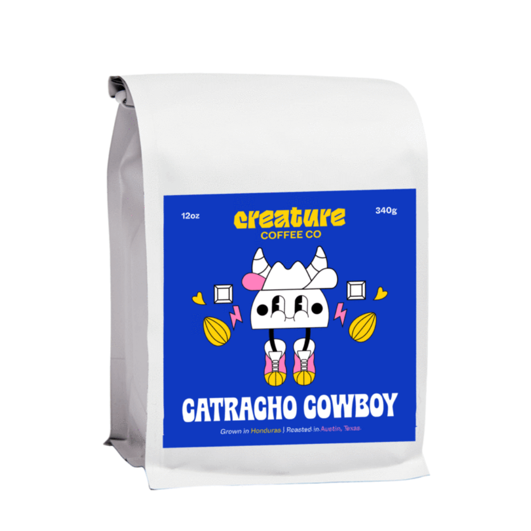 Catracho Cowboy from Creature Coffee Co