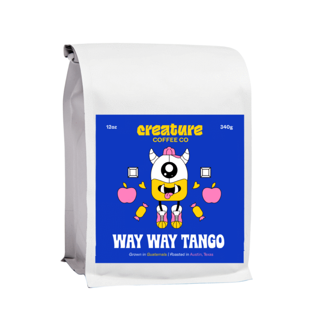 Way Way Tango from Creature Coffee Co