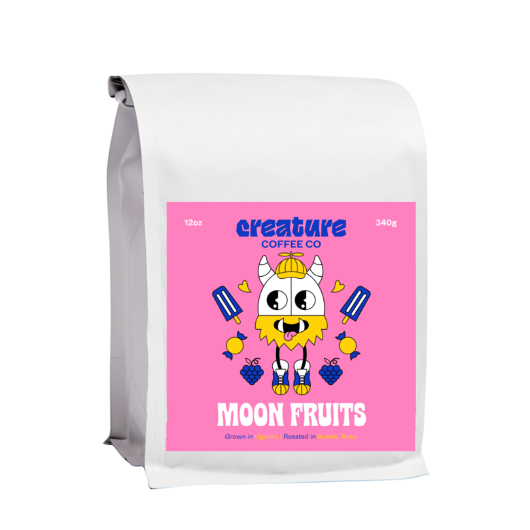 Moon Fruits from Creature Coffee Co