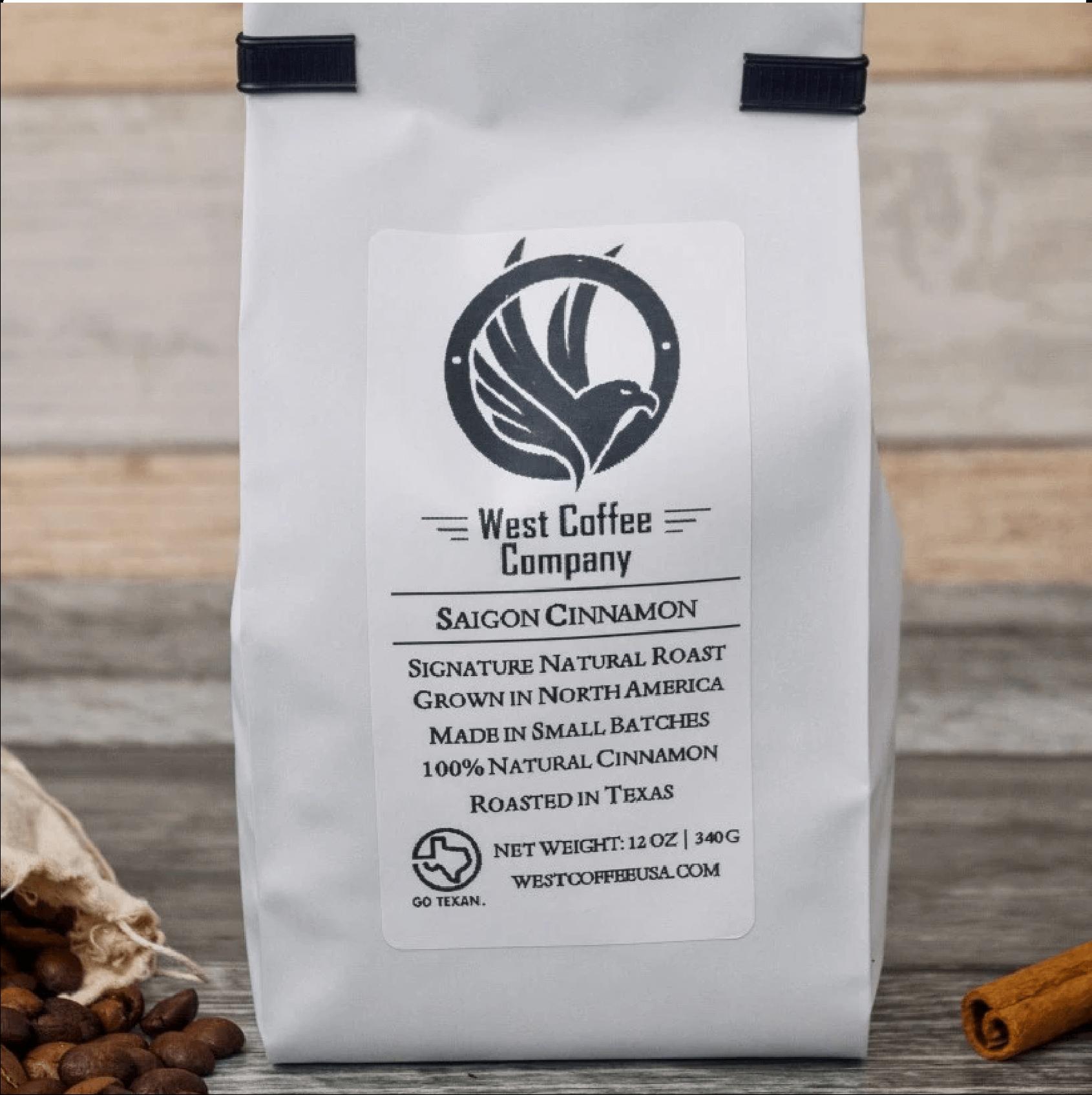 Origin Pack - Saigon Cinnamon (8 oz) from West Coffee Company