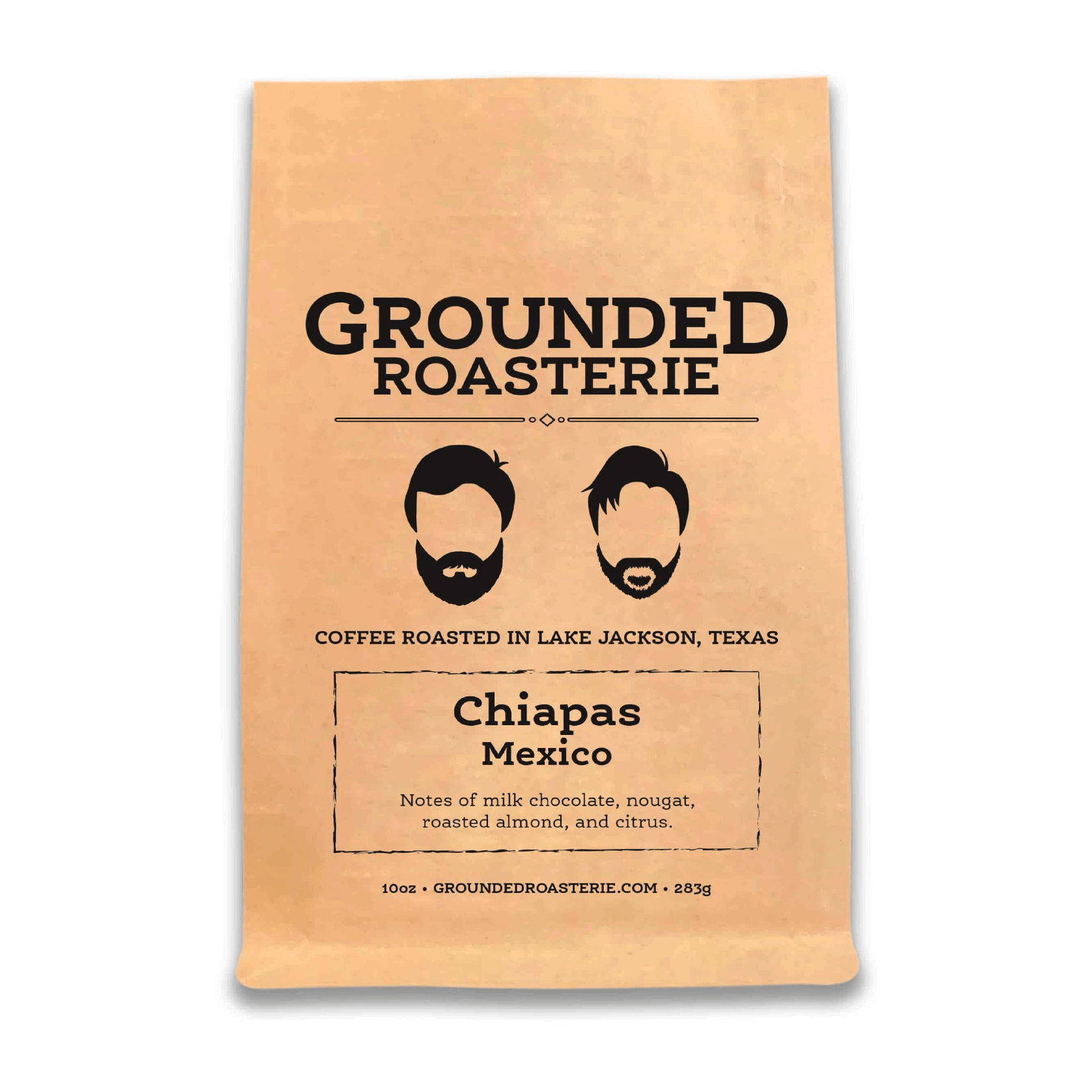 Mexico Chiapas from Grounded Roasterie